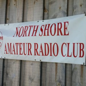 Picture of the North Shore Amateur Radio Club at Field Day 2016