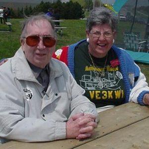 Bill Hardcastle and Anne VE3KWI