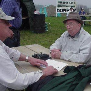 Mike VE3DKW and Bill Hardcastle