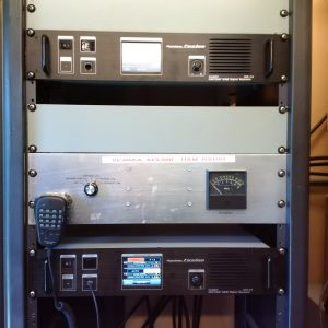VE3NAA is now easy to find in our Repeater Shack!