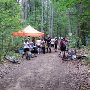 The Feed Station had a crowd at all times