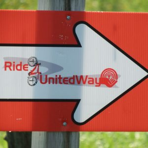 Route at Ride4UnitedWay 2015