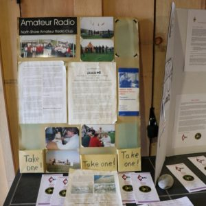 Learn the history of North Shore Amateur Radio Club