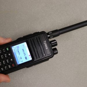 DMR handheld that Andre VE3WZE brought in