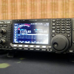 Did you see this All Mode Transceiver? I wonder if anyone took it home
