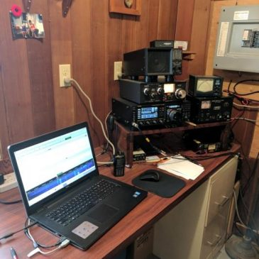 From My Desk On The Air: The Ham Radio Buffet