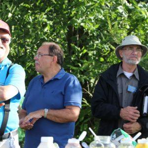 Scott VE3RPN, Gord VE3LUM and Larry VA3FHG.