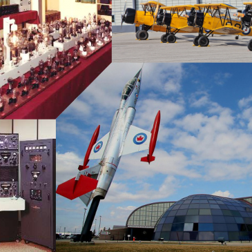 Upcoming Radio & Aviation History Field Trip