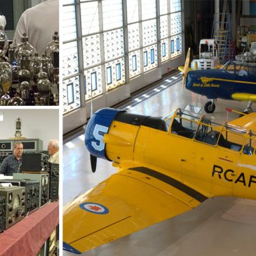 22 Days Left: Radio & Aviation History Field Trip Countdown
