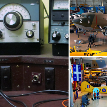 6 Days Left: Radio & Aviation History Field Trip Countdown